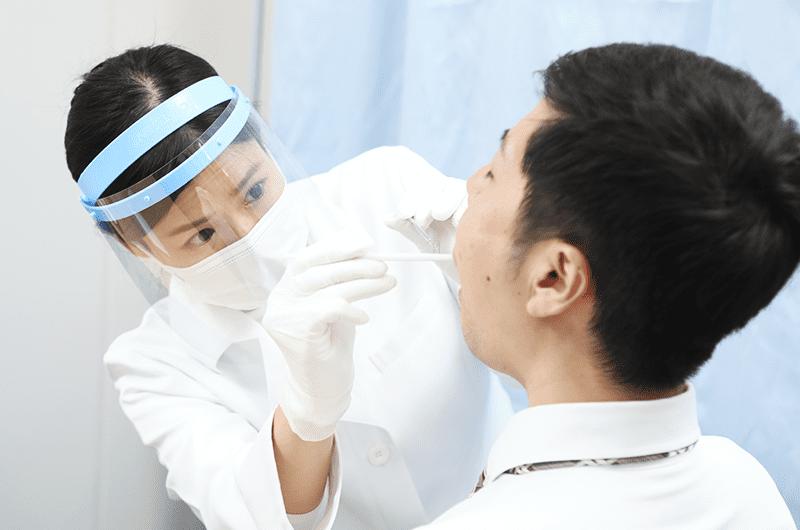 歯科医師健診風景